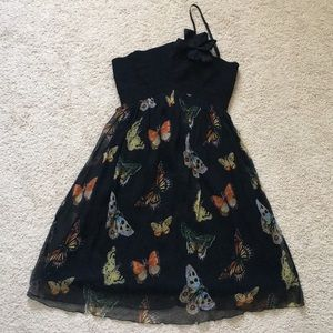 Max Studio Specialty Product   Butterfly Dress